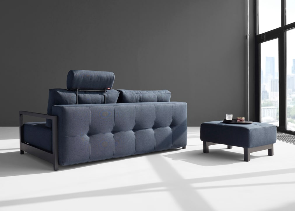 bifrost sofa bed 528 mixed dance blue futons online. Black Bedroom Furniture Sets. Home Design Ideas