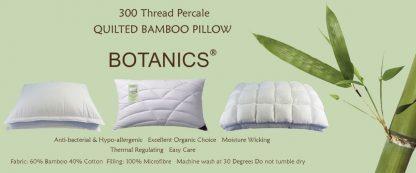 Bamboo Box Pillow