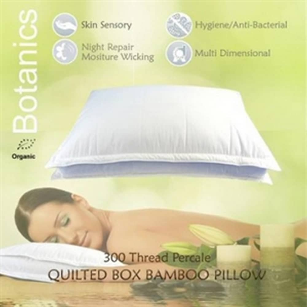 Bamboo Box pillow