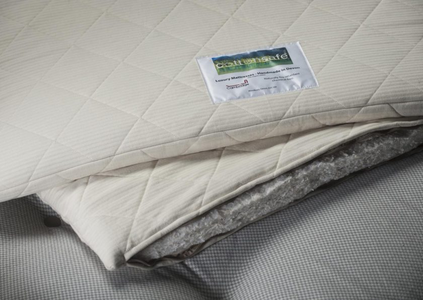 Cottonsafe® Mattress Topper