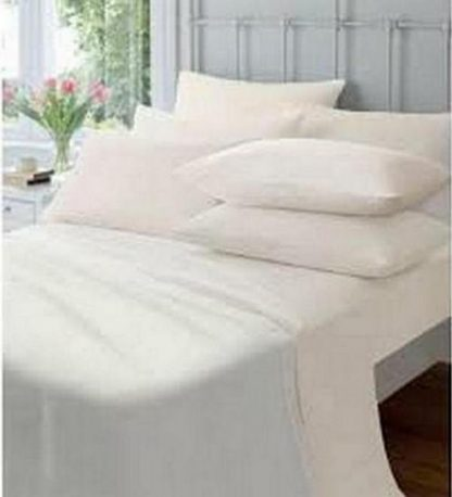 Egyptian Cotton 400 TC Flat