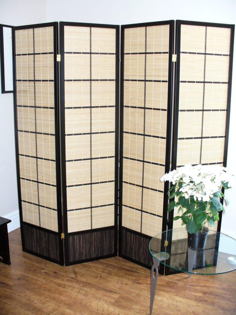 Matsu 4 panel Room Divider