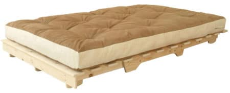 Double Futon Mattress (2 seat)