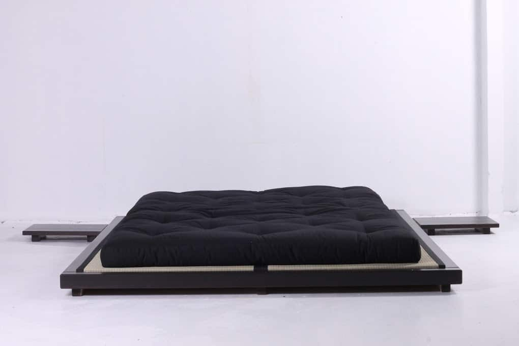 Dock Bed Low Level For An Elegant Asian Look And Feel