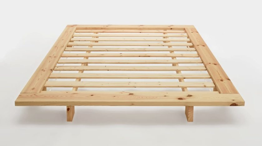 Japan Low Level Bed