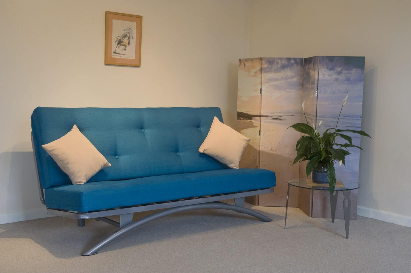 Nordic Studio style 3 seat Sofa