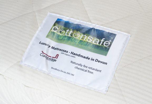 Cottonsafe® Mattress Topper