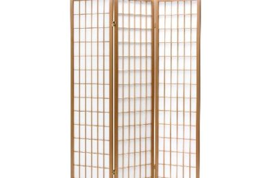 Shoji Room Divider 3 panel