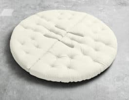 Nido White Bed