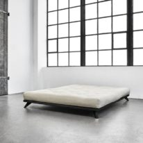 Stenza Bed Black