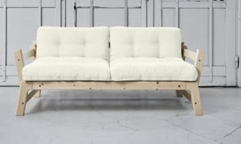 Step Sofa Front Wh