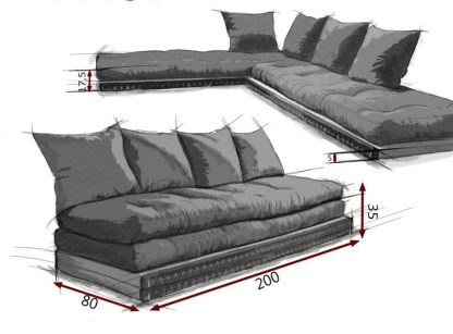 Tatami Chico Combo Sofa Bed