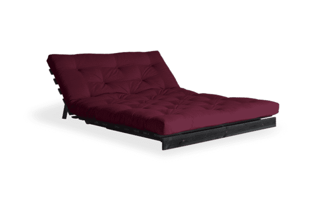 Double Futon (2 Seat Wooden Sofa Beds)