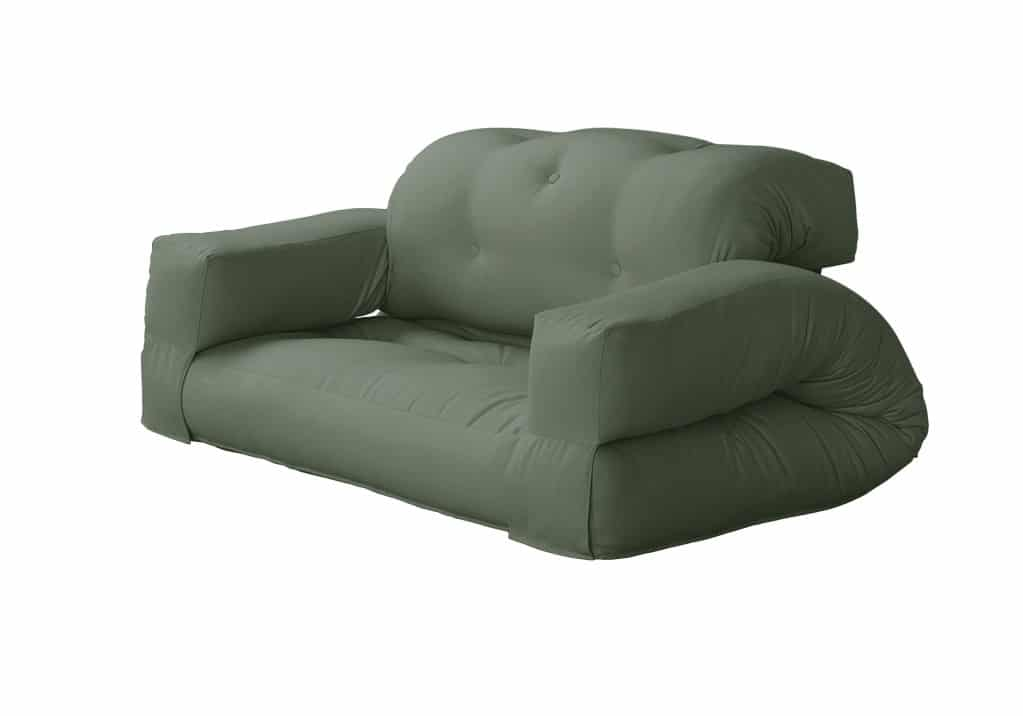 Hippo Sofa Forest Green