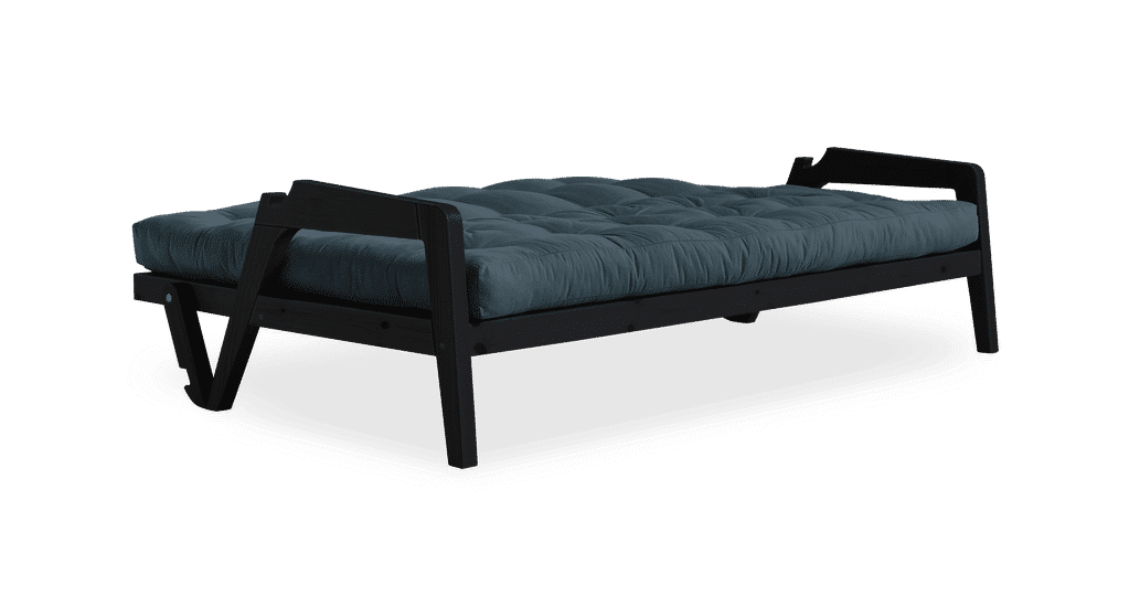 Grab Sofa Bed Double Size With Arms That Ensure Stabilty