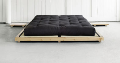 Dock_Low_Level_ Bed_Natural_160_cm