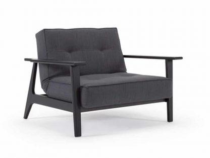 Splitback Chair Frej Arm Eik Leg
