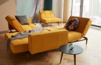 Splitback Sofa Bed Cuno