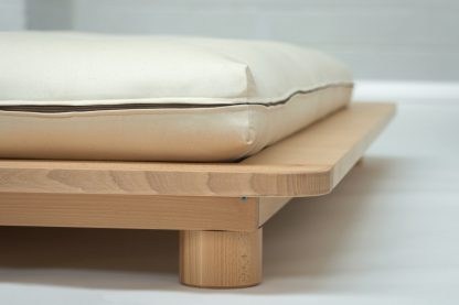 Cone Solid Beech Bed